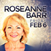 Comedienne Roseanne Barr performed live at Tulalip Resort Casino February 6, 2015