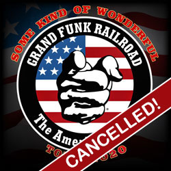 Enjoy Grand Funk Railroad live in concert at the Tulalip Resort Casino in the Orca Ballroom on Friday, April 10, 2020 - get your tickets!