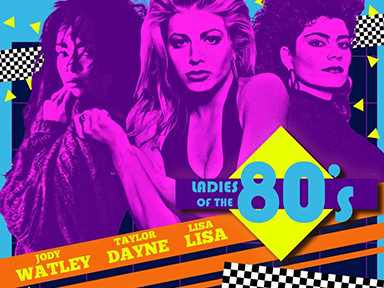 Ladies of the 80s - October 16, 2020