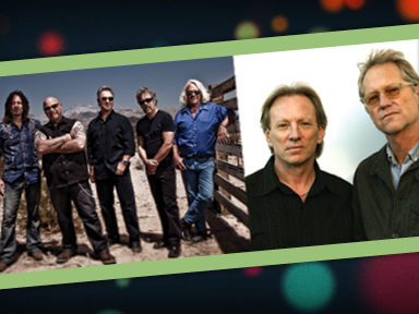 Creedence Clearwater Revisited and America performed live at the Tulalip Amphitheater September 7, 2014