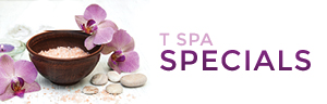 Check the luxurious T Spa specials and come in to get that renewed feeling of inner peace and calm at the simply marvelous Tulalip Resort Casino south of Vancouver, BC and just north of Seattle on I-5!