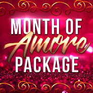 At the fabulous Tulalip Resort Casino south of Richmond, BC near Seattle on I-5 book your Month of Amore room for this February!