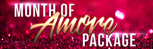 At the fabulous Tulalip Resort Casino just north of Bellevue near Marysville, WA on I-5 book your Month of Amore room for this February!