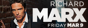 At Tulalip Resort Casino south of Richmond, BC near Seattle on I-5 you can enjoy live music in the Orca Ballroom by Richard Marx March 9th - get your tickets!