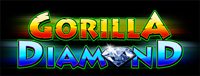 Play slots at Tulalip Resort Casino north of Bellevue and Seattle on I-5 like the super fun Gorilla Diamond!