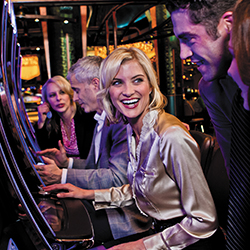 Sign up for your free My Tulalip card and win more cash and prizes at TRC when you play slots.