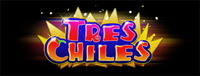Play slots at Tulalip Resort Casino south of Vancouver, BC near Seattle on I-5 like the exciting Tres Chiles premium video gaming machine!