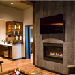 Stay and play in our luxurious rooms like the Cascade Suite with a beautiful fireplace in the fabulous Tulalip Resort Casino near Marysville, just north of Seattle on I-5!