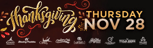 Thanksgiving Day at Tulalip Resort Casino