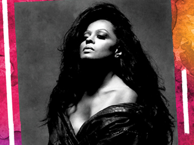 Diana Ross performed on July 2nd, 2016 at Tulalip Amphitheatre near Seattle on I-5!