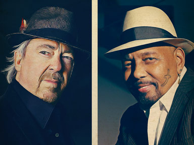 Boz Skaggs and Aaron Neville performed live July 3rd at the Tulalip Amphitheatre as part of the 2015 Summer Concerts series