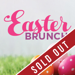 The fabulous Tulalip Resort Casino just north of Bellevue and Redmond on I-5 hosts an Easter Brunch on Sunday, April 21 in the Orca Ballroom - sold out!
