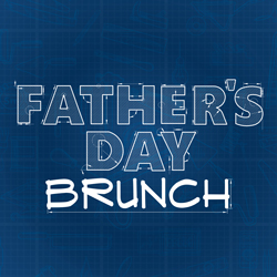 The fabulous Tulalip Resort Casino just north of Bellevue near Everett, WA on I-5 hosts a  wonderful Father's Day brunch in the Orca Ballroom - get your reservations!!