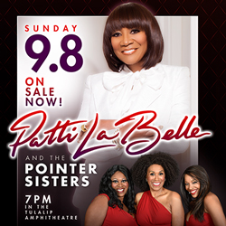Play slots at Tulalip Resort Casino just north of Redmond and Seattle on I-5, and see great performances like Patti Labelle & the Pointer Sisters in the Tulalip Amphitheatre - get your tickets!