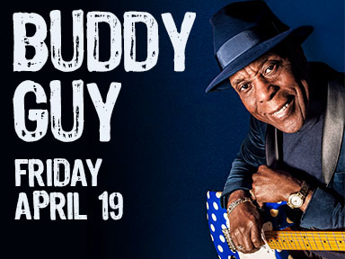 At the fabulous Tulalip Resort Casino south of Richmond, BC near Seattle on I-5 Buddy Guy performed live in the Orca Ballroom on April 19, 2019!