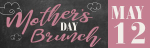 At the fabulous Tulalip Resort Casino north of Bellevue and Seattle on I-5 you can enjoy our Mother's Day Brunch on Sunday, May 12 - get your reservations!