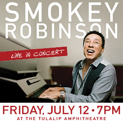 Play slots at Tulalip Resort Casino just north of Kirkland and Redmond on I-5, and see great performances like Smokey Robinson in the Tulalip Amphitheatre - get your tickets!