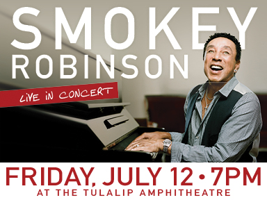Play slots at Tulalip Resort Casino just north of Bellevue and Seattle on I-5, and see great performances like Smokey Robinson in the Tulalip Amphitheatre!