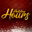 Holiday hours for Tulalip Resort Casino's Canoes Carvery - Happy Holidays!