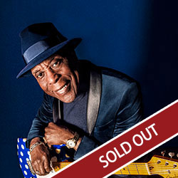 At the fabulous Tulalip Resort Casino south of Richmond, BC near Seattle on I-5 you can play slots and see Buddy Guy perform live in the Orca Ballroom - sold out!