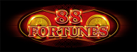 Play slots at Tulalip Resort Casino south of West Vancouver, BC near Seattle on I-5 like the exciting Duo Fu Duo Cai – 88 Fortunes premium video gaming machine!
