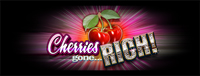 Play slots at Tulalip Resort Casino north of Bellevue near Marysville, WA like the exciting Cherries Gone Rich!