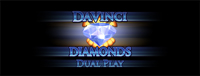 At the fabulous Tulalip Resort Casino south of Vancouver, BC on I-5 play the thrilling Da Vinci Diamonds Dual Play slot machine!
