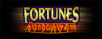 Play slots at Tulalip Resort Casino just north of Tacoma near Marysville, WA on I-5 like the exciting Fortunes Ablaze!