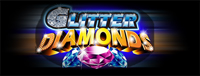 Play slots at Tulalip Resort Casino north of Bothell and Seattle on I-5 like the exciting Glitter Diamonds!