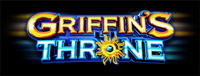 New Slot Machine Griffin's Throne at the Tulalip Resort Casino in Marysville only less than an hour from Redmond