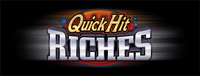 Play the new Quick Hit Riches slot machine at Tulalip Resort Casino!