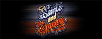 Play slots at Tulalip Resort Casino just north of Bellevue near Everett, WA on I-5 like the intriguing Saints and Sinners!