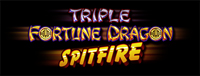 Play slots at Tulalip Resort Casino just north of Bellevue and Seattle on I-5 like the exciting Triple Fortune Dragon Spitfire video gaming machine!