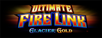 Play slots at Tulalip Resort Casino south of Richmond, BC near Seattle on I-5 like the exciting Ultimate Fire Link – Glacier Gold premium video gaming machine!