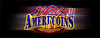 Play slots at Tulalip Resort Casino just north of Belleveue and Seattle on I-5 like the exciting Wild Ameri'coins Vegas-style video gaming machine!