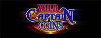 Play slots at Tulalip Resort Casino south of Richmond, BC near Seattle on I-5 like the ever exciting Wild Captain Coins Vegas-style video gaming machine!