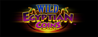 Vegas-style slots at Tulalip Resort Casino just north of Bellevue and Seattle on I-5 like the exciting Wild Egyptian Coins video gaming machine!