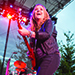 Play slots at Tulalip Resort Casino just north of Bellevue near Marysville, WA on I-5 and enjoy live music – scene of Melissa Etheridge jamming!